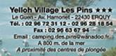 Yelloh Village les Pins