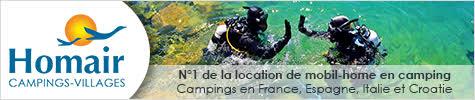 Campings Homair